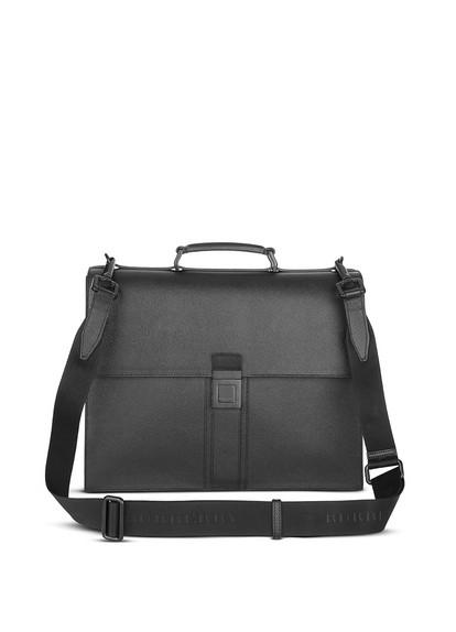 Burberry New London Calfskin Briefcase