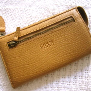 CNKW Yellow Wallet