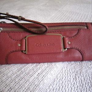 Calvin Klein Pink Long Wallet