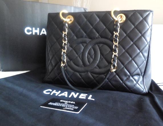 Chanel GST Tote Bag