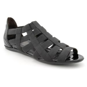 Donald J Pliner Black Estee Sandals