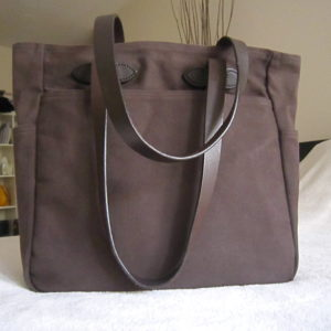 Filson Brown Tote
