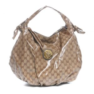 Gucci GG Crystal Hysteria Hobo Bag