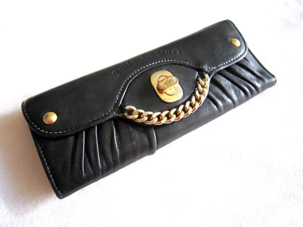 Juicy Couture Black Long Wallet