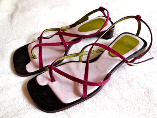 Kenzo Strappy Sandals