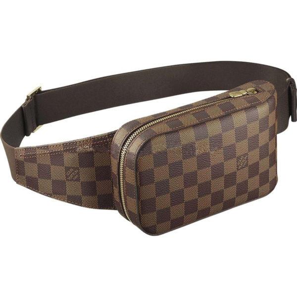 Louis Vuitton Damier Ebene Geronimos Waist Bag