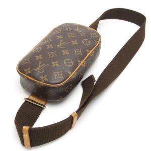 Louis Vuitton Monogram Pochette Gange Crossbody Bag