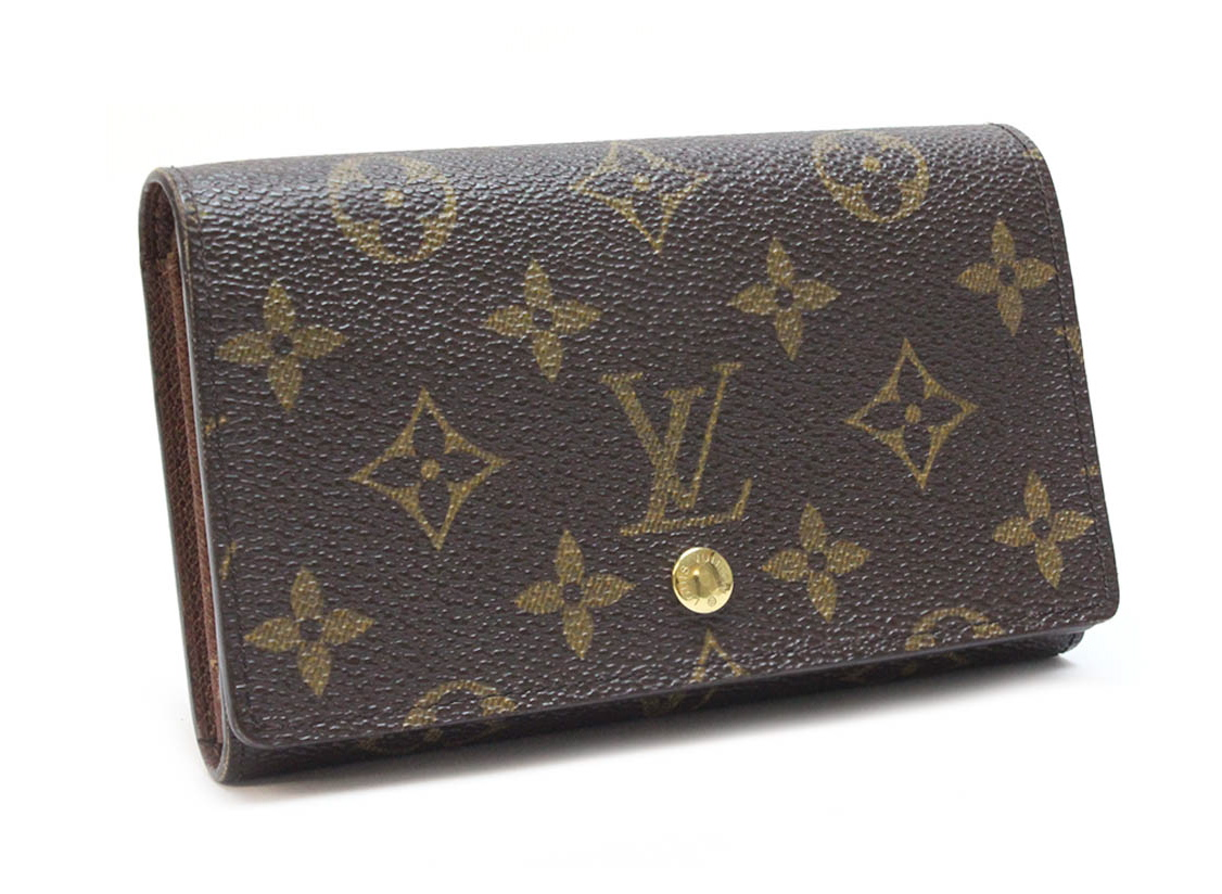 Louis Vuitton Monogram Porte Monnaie Billets
