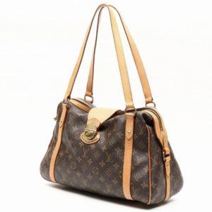 Louis Vuitton Monogram Stresa PM Shoulder Bag