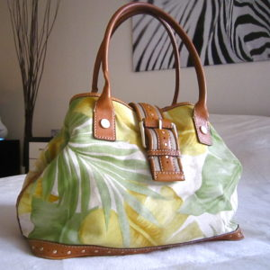 Michael Kors Floral Tote Bag