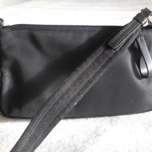 Prada Vintage Black Shoulder Bag