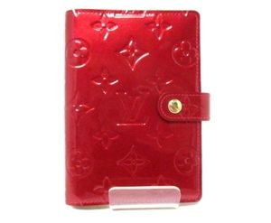Louis Vuitton Pomme D' Amour Agenda PM Notebook Cover