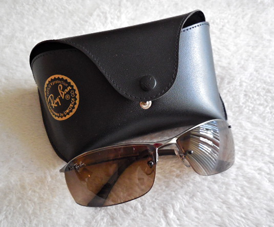 Ray Ban Sidestreet Polarized Sunglasses